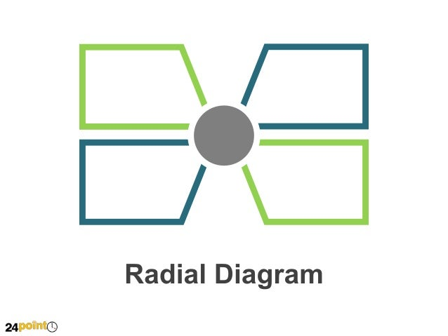 Radial Diagram Title Use this space to add text to your content  Title Use this space to add text to your content  Title  ...