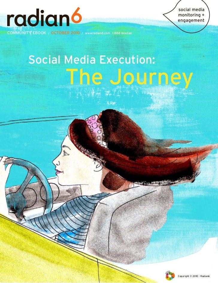 Social Media Execution: The Journey