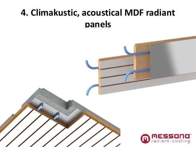 Radiant cooling for residential and commercial applications (Messana ...