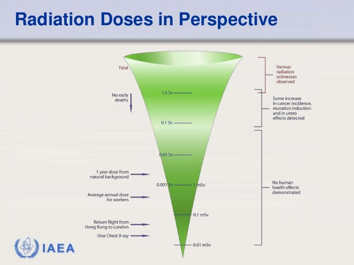 Radiation Doses in Perspective<br />