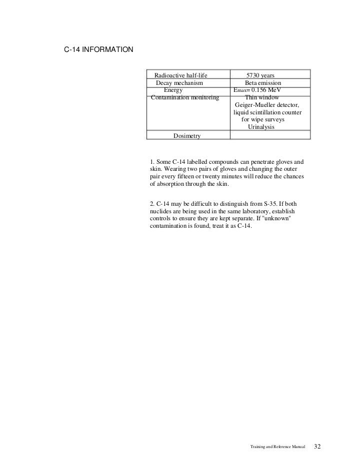 radiation safety manual The following terms are used in the radiation safety manual, permits and operating procedures for the purpose of regulating which personnel may enter an area.