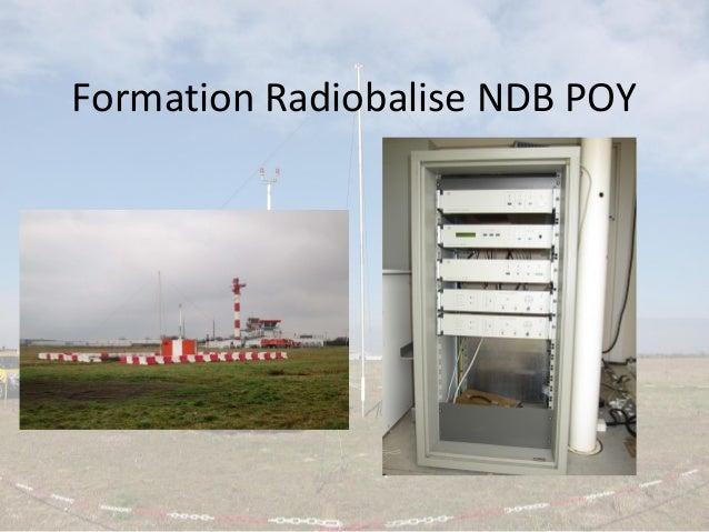 Formation Radiobalise NDB POY