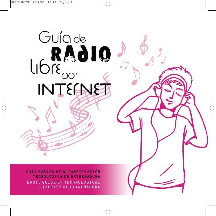Radio libre por Internet