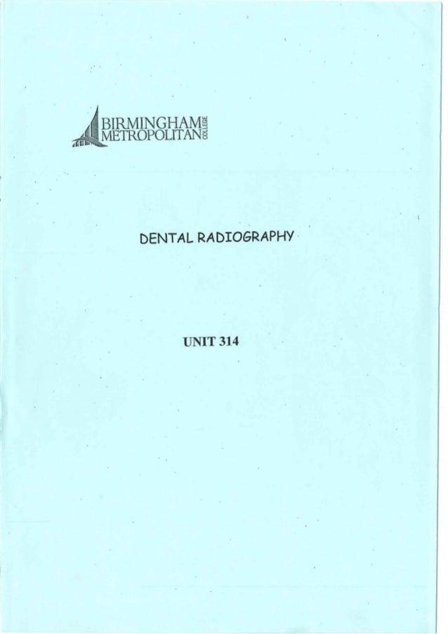 Radiography Resource