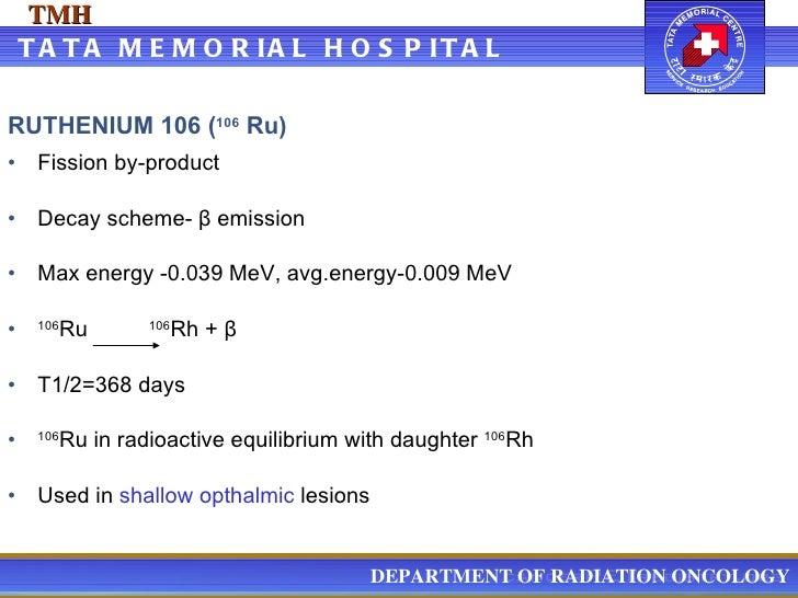 Radioisotopes seminar
