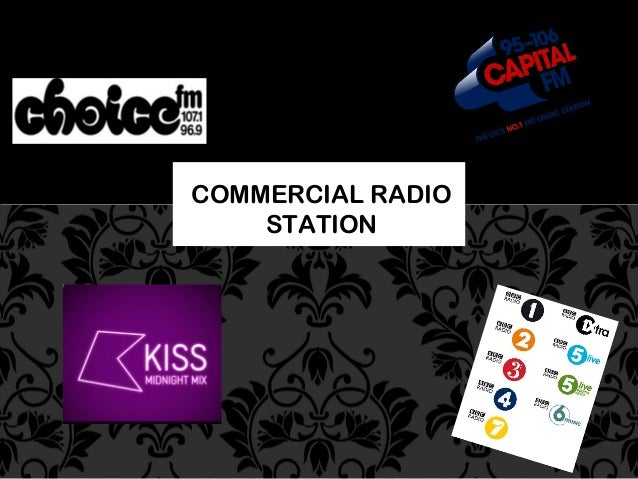 COMMERCIAL RADIO STATION