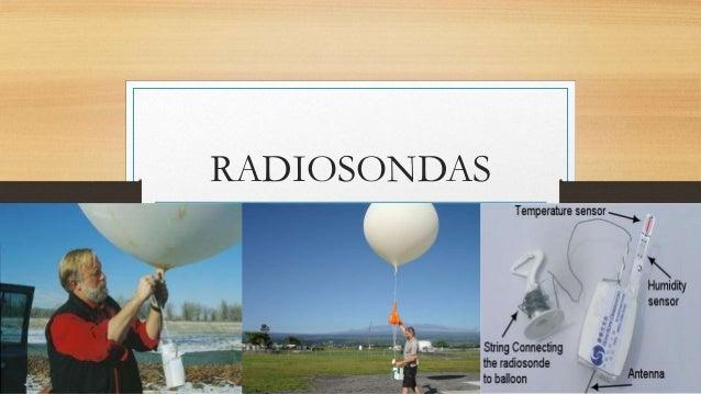 RADIOSONDAS