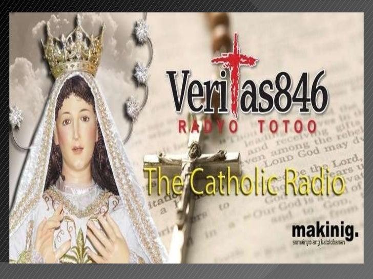 Radio Veritas: Introduction and Updates