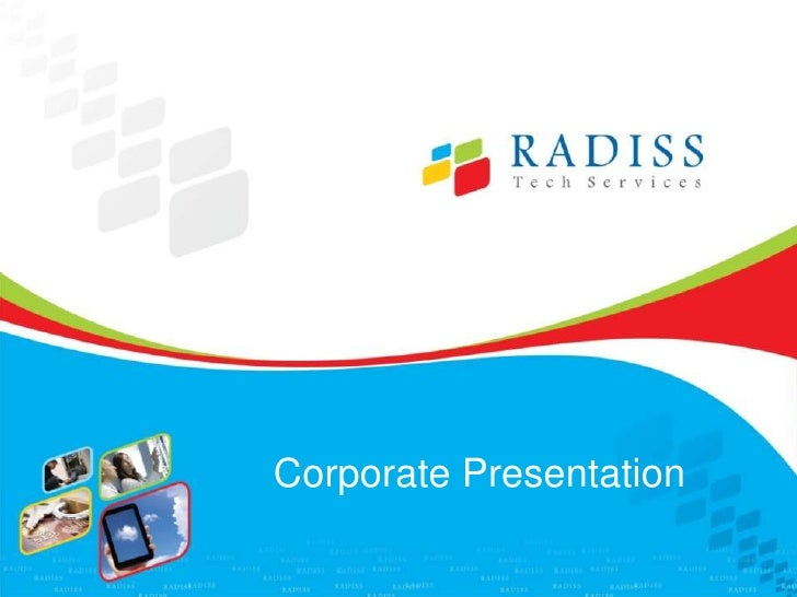 Radiss Managed Services