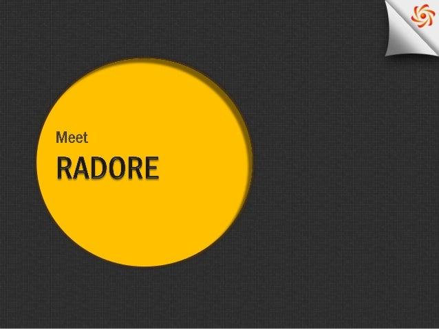 Radore                                                 Radore                                            was established i...