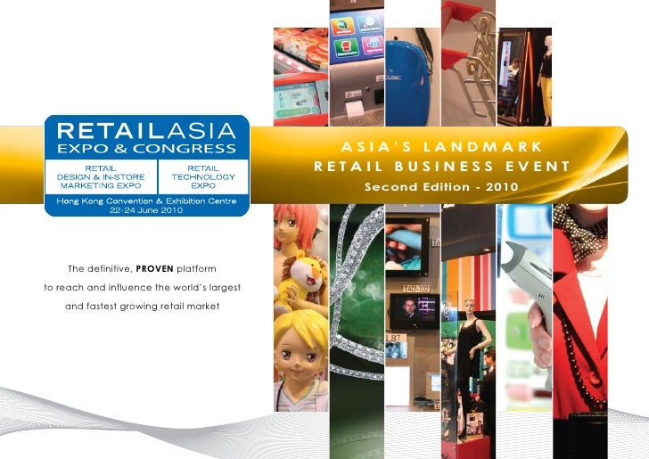 ASIA'S LAnDMArK                                              reTAIL BUSIneSS evenT                                        ...