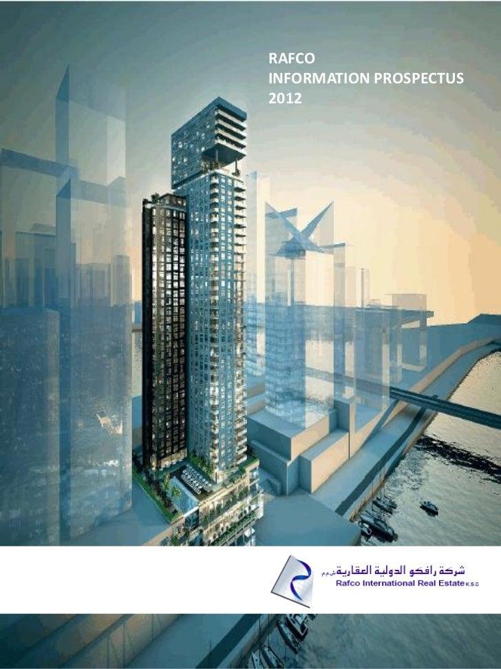 Rafco MENA Projects