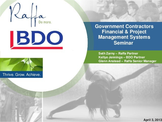 2013-04-03 Government Contractor Systems