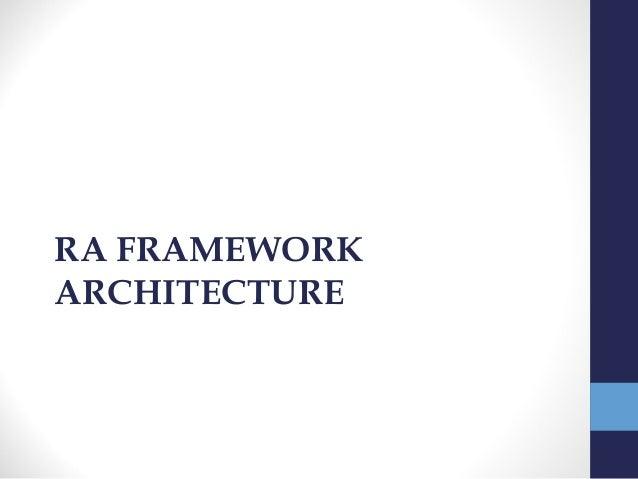 Ra framework 0.1