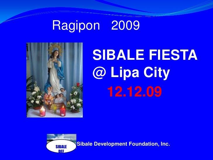 Ragipon 2009  Benefit Dance 12.12.09
