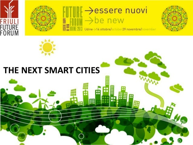 THE NEXT SMART CITIES