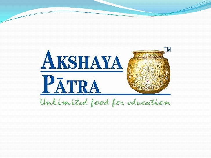 Rahul gandhi visited akshaya patra foundation