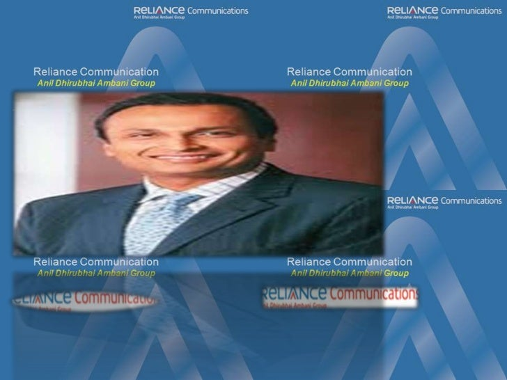 Presentation Content       Content                 1.   Reliance Communications – Over view                 2.   Profit&lo...