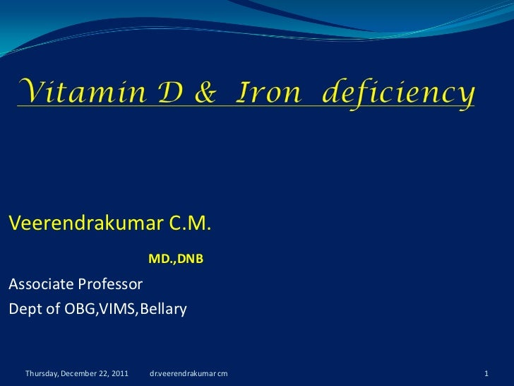 vitamin d3 and iron supplementation in pregnancy