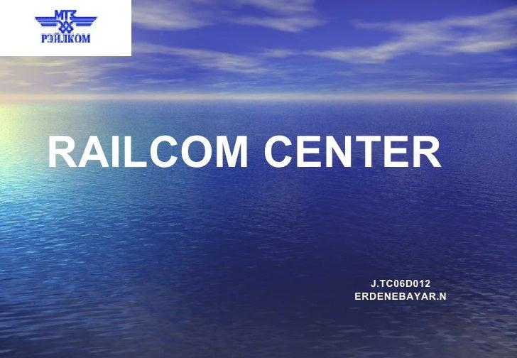Railcom