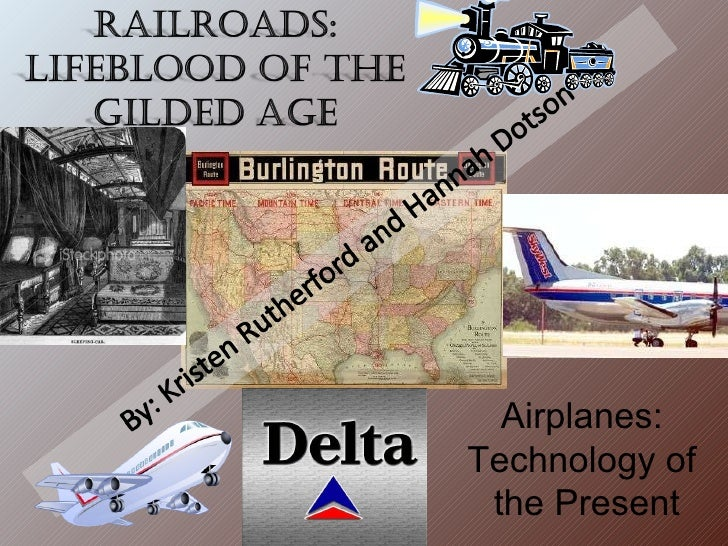 Railroads And Airplanes