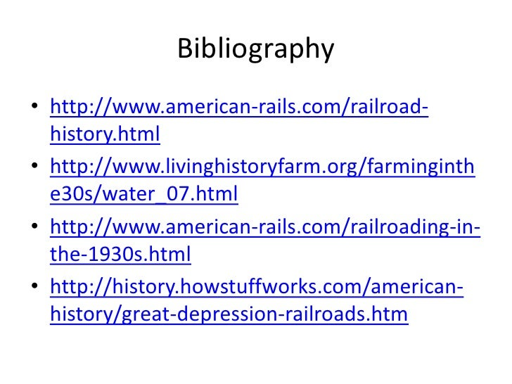Railroad System History /railroad History.html•