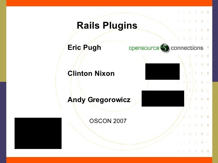 Rails Plugins 1 Plugin