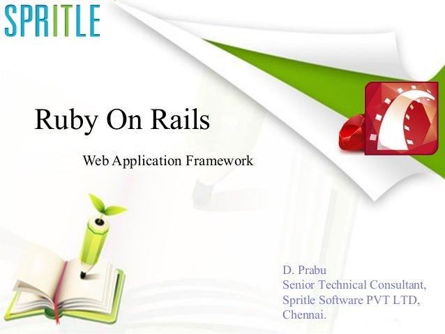 Rails v3.2 Basic Introduction