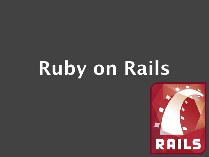 Rails by example