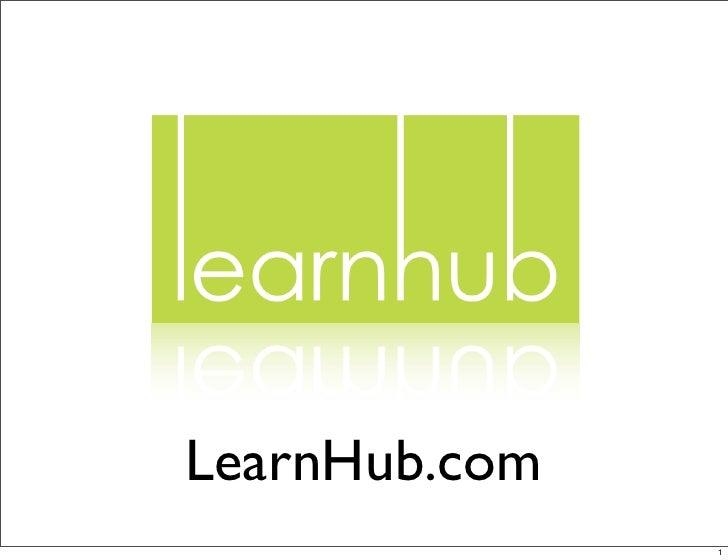 LearnHub.com                1