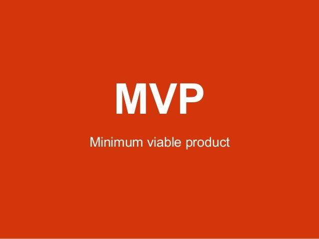 Rails Girls - Minimum viable product