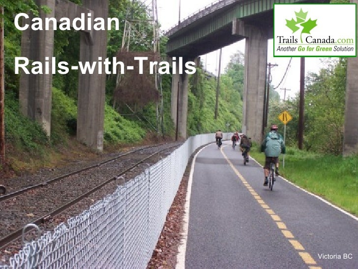 Canadian Rails-with-Trails Victoria BC