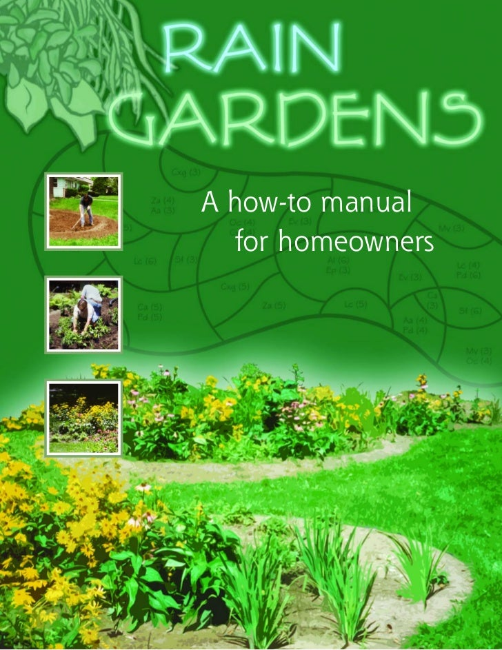 Wisconsin Rain Gardens: A How to Manual for Homeowners