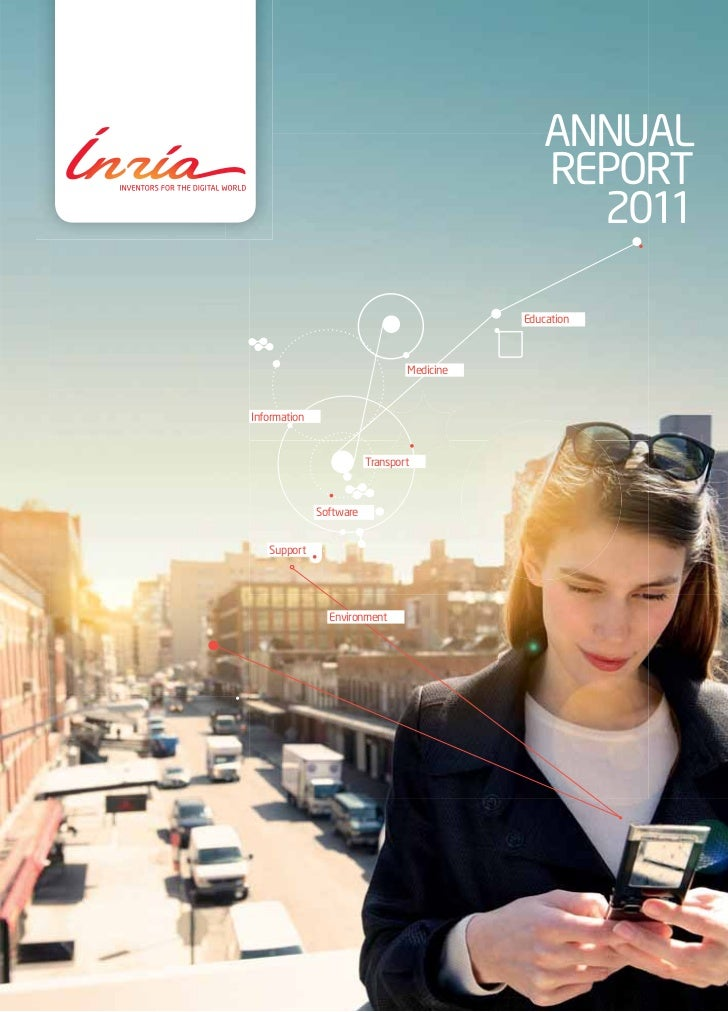 Inria - 2011 annual report