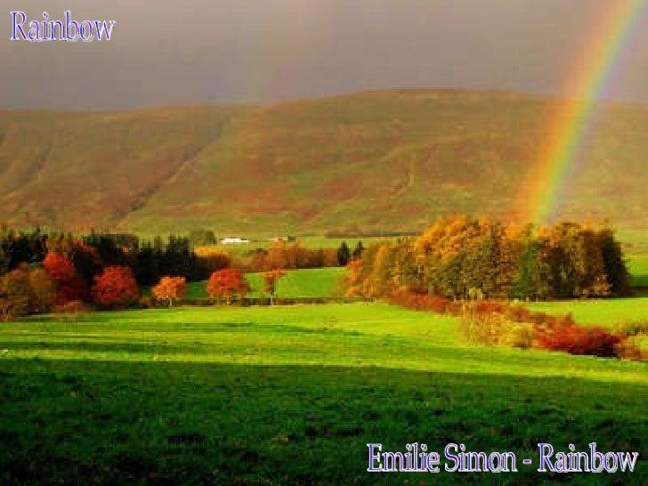 Rainbow Emilie Simon - Rainbow