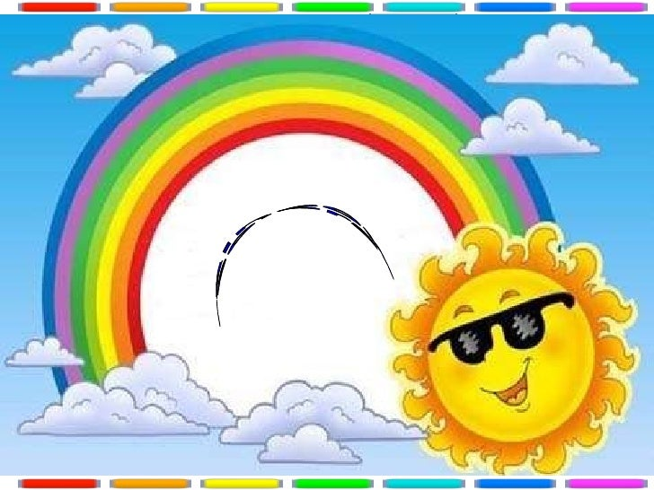 Short essay on rainbow