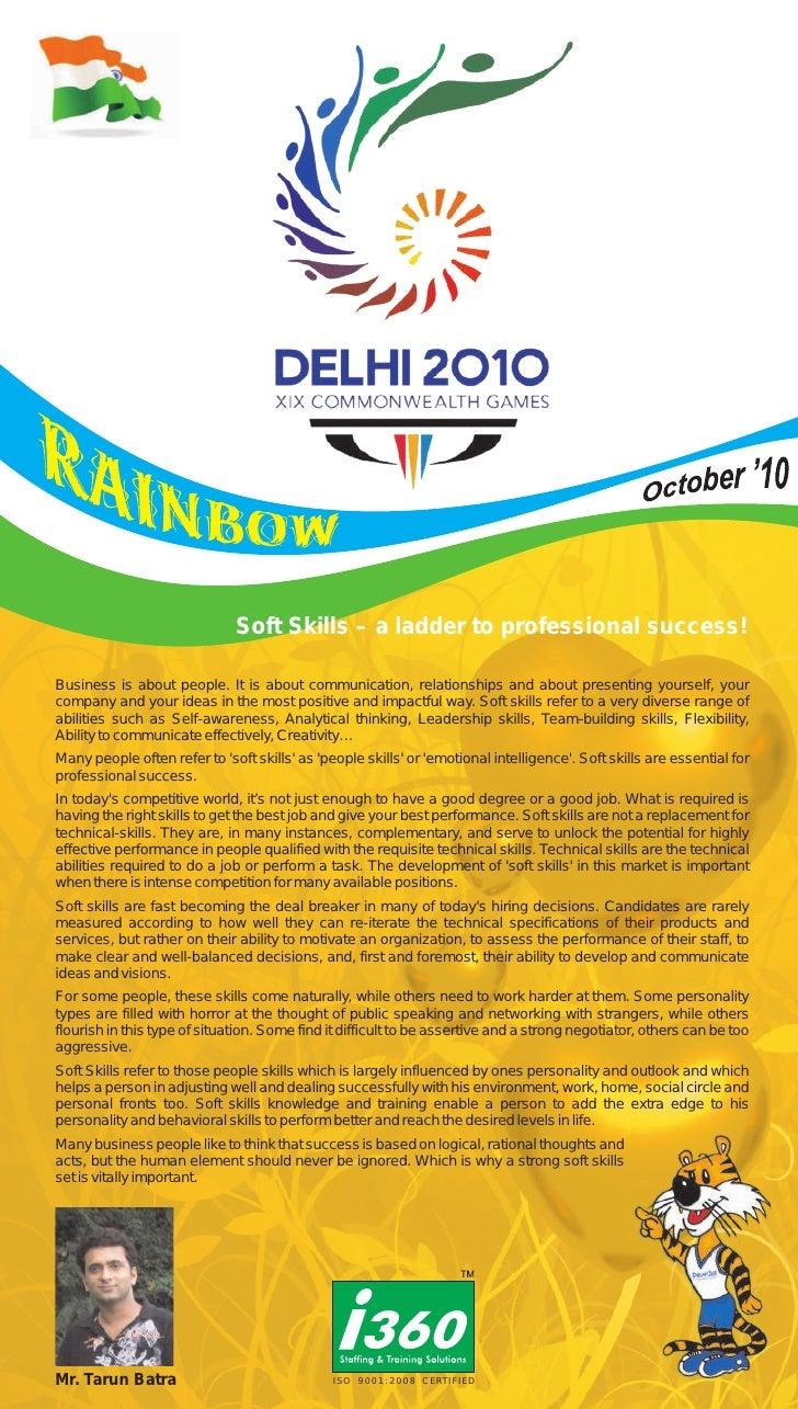 I360 Franchise Newsletter - October 2010