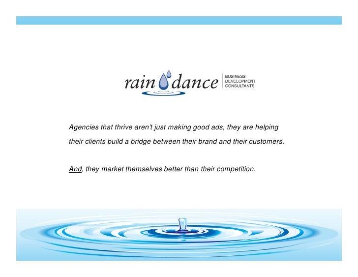 Raindance Agency Presentation 5 09