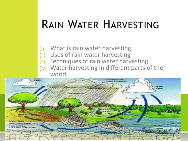 rainwater arvesting What is rainwater harvesting, you ask rainwater harvesting—also known as rainwater catchment, rainwater capture, or rainwater collection—is the simple act of collecting the rainwater that runs off the hardscapes on your site for beneficial use there are passive methods for rainwater harvesting, including infiltration basins and bio.