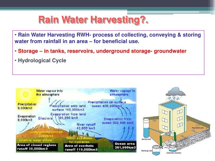 Water Rain Cycle Images