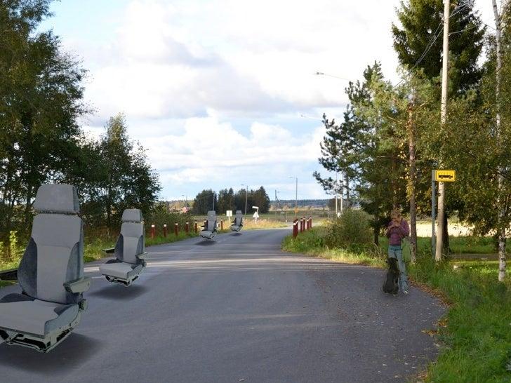 KAUSTINEN – KOKKOLA3000 TYHJÄÄ PENKKIÄJOKA PÄIVÄ
