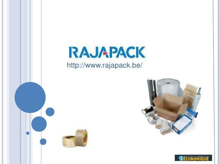 http://www.rajapack.be/<br />