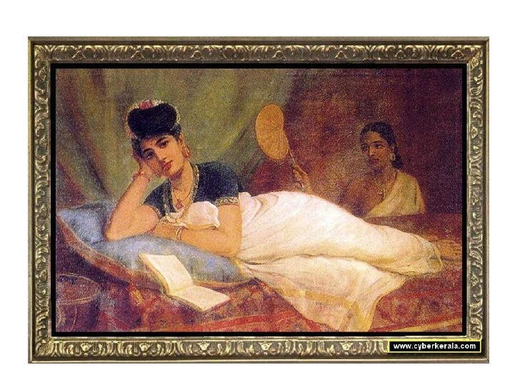 Raja Ravi Varma's Women