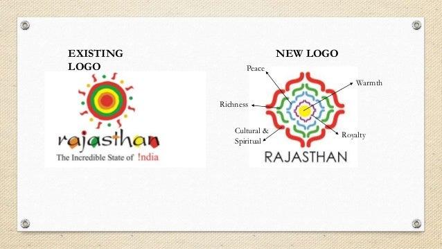 Rajasthan Tourism Logo 5 Logo Explorations