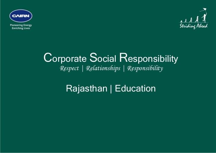 Rajasthan Education