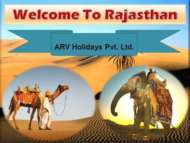 Rajasthan Tourist Attractions with ARV Holidays