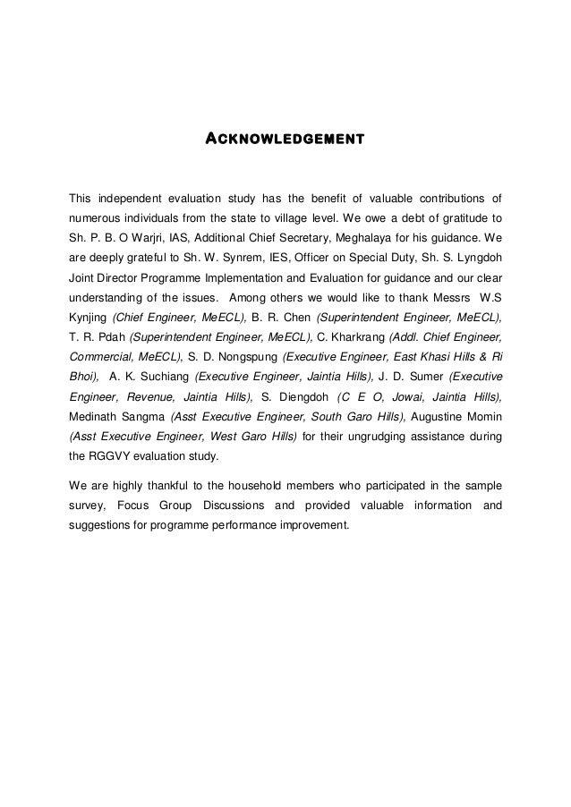 Rajiv gandhigrameenvidyutikaranyojanareport