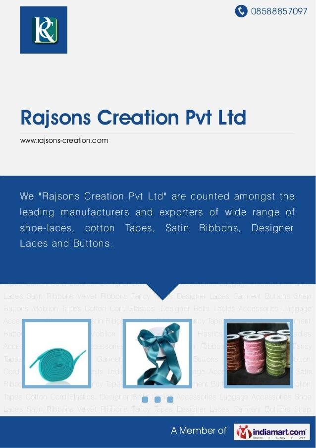 Rajsons creation-pvt-ltd