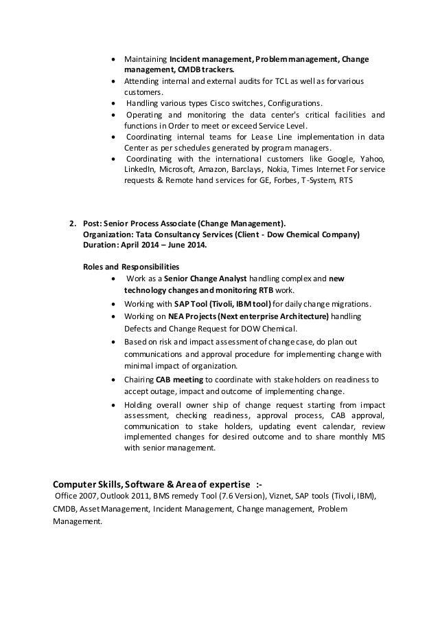 Metasolv resume