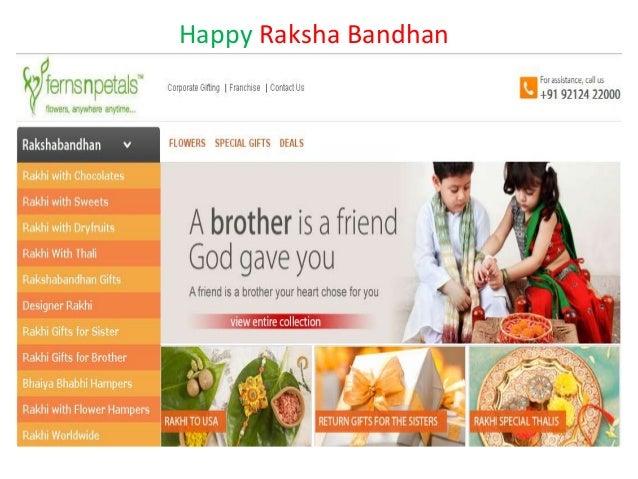 Raksha Bandhan Rakhi & Rakhi Gifts